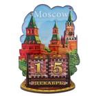 "Вечный календарь ""Москва"", 13.1х6.5х9см"