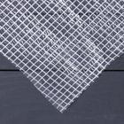 Плёнка полиэтиленовая, армированная, 2 × 25 м, толщина 150 мкм, белая, Эконом 15%