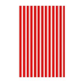 Полотенце «Полоски», размер 42 × 72 см, красный МТ71-120