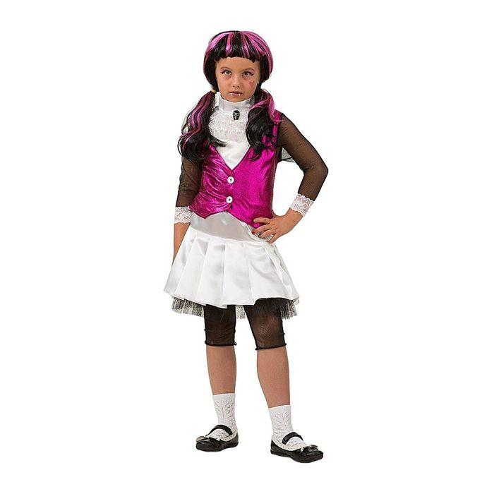 Карнавальный костюм «Дракулаура. Монстры Хай», размер 30