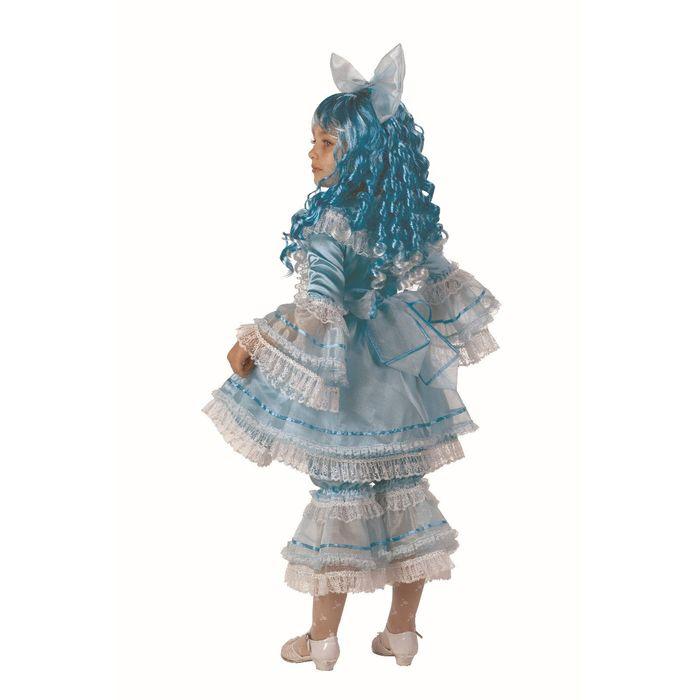 Карнавальный костюм «Кукла Мальвина», размер 32
