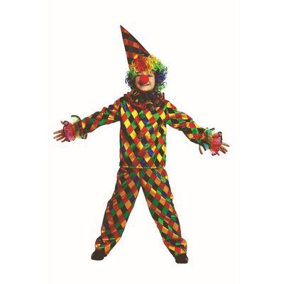 Карнавальный костюм «Арлекино», текстиль, размер 36