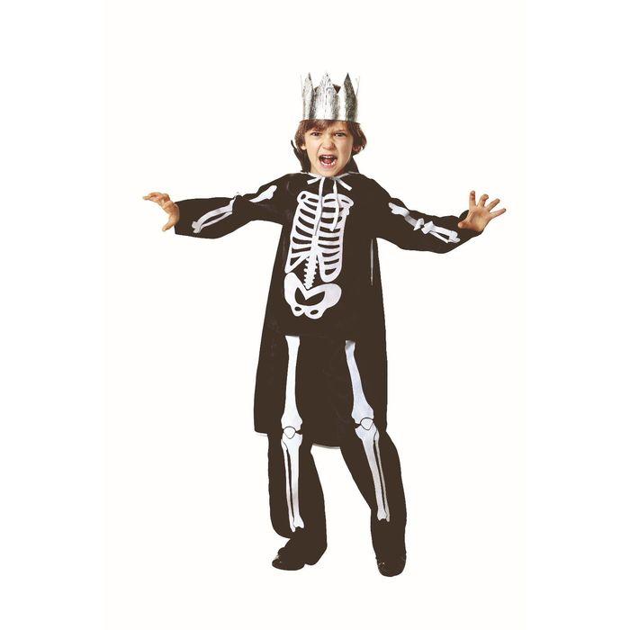 Карнавальный костюм «Кощей Бессмертный», текстиль, размер 28