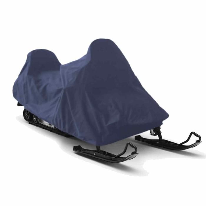 Чехол для снегохода Tplus, Polaris IQ LXT 3200х1140х1220 мм, оксфорд 210, синий (T001613)