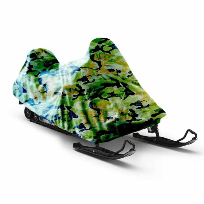 Чехол для снегохода Tplus, LYNX Xtrim Commander ltd 600 e-tec 3230х1120х1425 мм, оксфорд 210, нато (T001855)