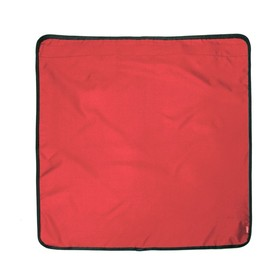 Фартук на бампер Tplus 800х800 мм, оксфорд 600, красный (T007247) Ош