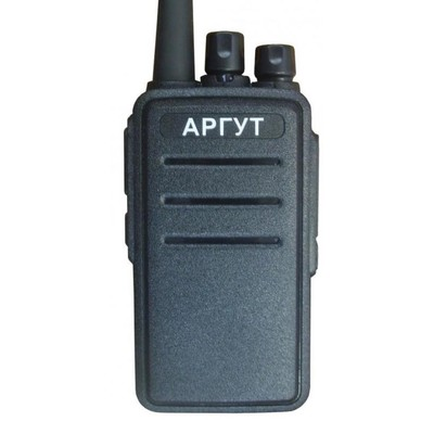 Рация Аргут А-43 (400-470 MHz-UHF) (LPD+PMR)  Li-ION 1700 mAh