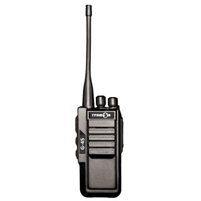 Рация ГРИФОН G-45 (400-470 MHz-UHF) (LPD+PMR)  Li-ION 1500 mAh