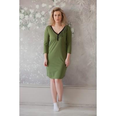 """Платье женское KAFTAN """"Militari"""", р-р L (46-48), 100% хл."""