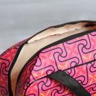 Косметичка ПВХ, отдел на молнии, 2 ручки, цвет розовый - фото 1769789