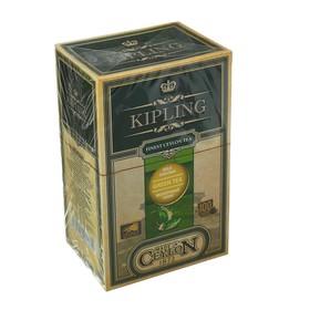 Чай зеленый листовой Kipling Молочный улун, Green loose tea Milky Oolong, 100 г