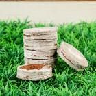 Таблетки кокосовые, d=3.8 см, 6 шт. в упаковке
