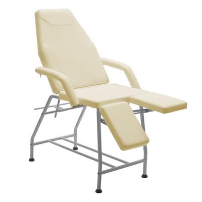 Педикюрное кресло ПК-01, цвет слоновой кости