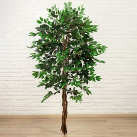 "Artificial tree ""Green ficus"""