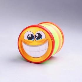 Пружинка радуга «Улыбайся», d = 5 см