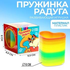 Пружинка радуга «Космическое настроение», d = 5 см