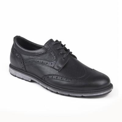 Туфли мужские арт. 8873 (черный) (р. 42)