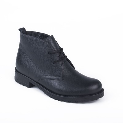 Ботинки женские арт. 8401Б / байка (черный) (р.38)