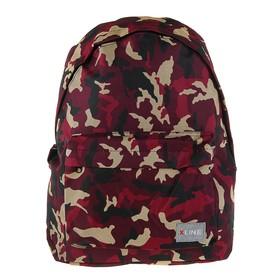 Рюкзак молодежный Proff 37,5*27*12 X-line, бордовый XL17-1017-G Ош