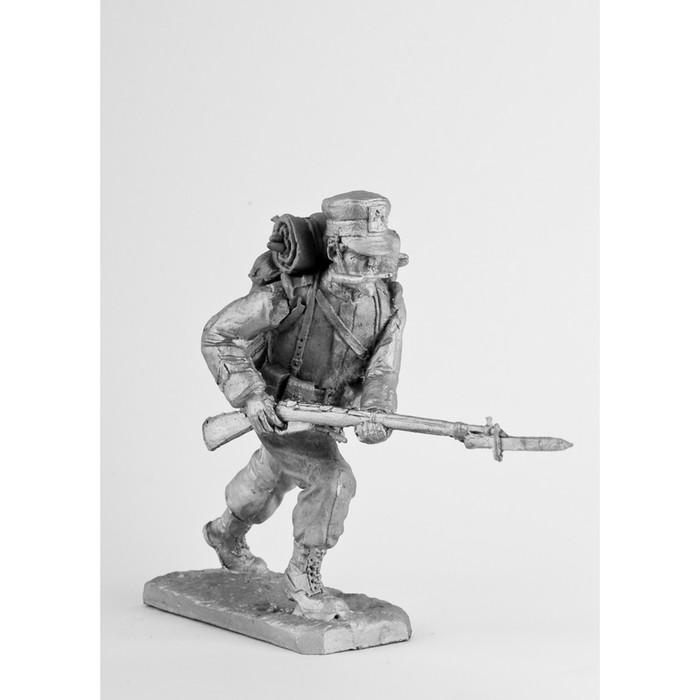 """Оловянный солдатик """"Рядовой итальянской армии, 1914"""""""