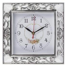"""Часы настенные: серия: Классика, """"Бенет"""", 25х25 см"""