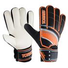 Перчатки вратарские TORRES Club, размер 10, цвет чёрно-оранжевый