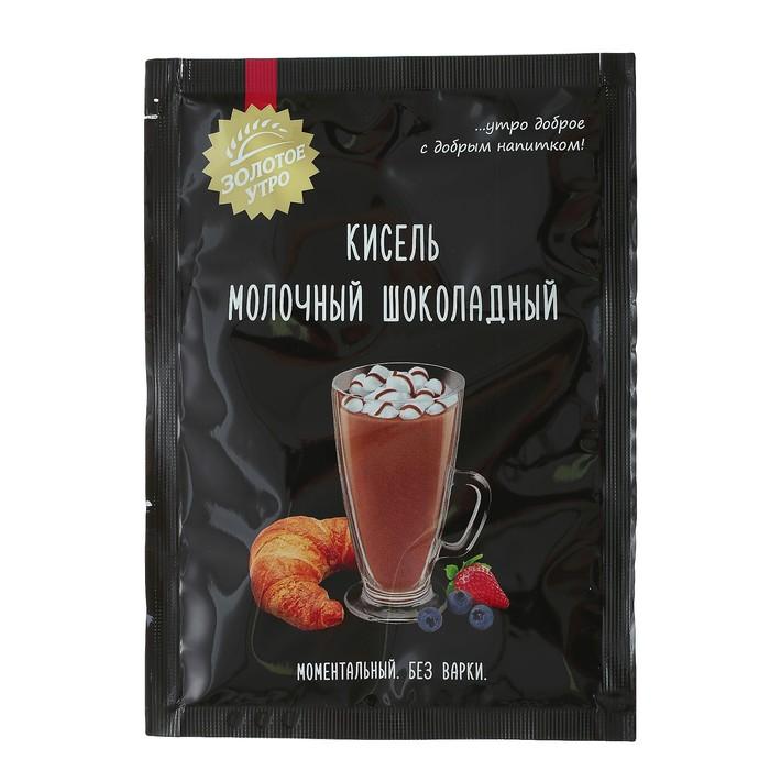 Кисель молочный шоколадный С.Пудовъ, пленка, 0,04 кг - фото 15908
