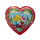 Шоколадная фигура Сердце романтика 50 г