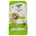 """Сухой корм """"Счастливый пёс"""" для собак с чувствительным пищеварением, ягненок/рис, 13 кг"""
