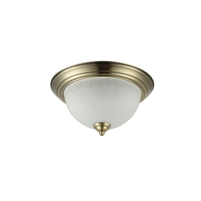 Светильник Planum 3x60W E27 бронза 10x16,5x17см - фото 7932047