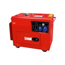 Генератор дизельный Elitech ДЭС 8000ЕМК, 4Т, 6 кВт, 12 л.с., 474 см3, 14 л, эл.старт
