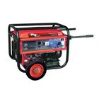 Генератор бенз. RedVerg RD-G 6500ENA, 5.5 кВт, 25л, розетки 2 16А, ручной/эл. старт + АКБ