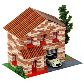 Brick Designer Two-Storey House, 415 Parts
