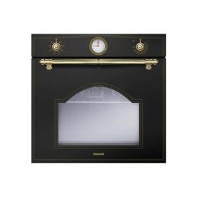 Духовой шкаф Graude BK 60.3 S, 73 л, электрический, черный
