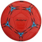 Soccer ball, size 5, 32 panel, PVC with 2 sublayers, machine stitching, 260 g MIX