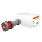 Розетка наружной установки TDM 3Р+Р+RCЕ, IP67, 63 А, 380 В, SQ0611-0007