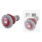 Розетка кабельная TDM 3Р+РЕ, IP67, 16 А, 380 В, SQ0611-0025