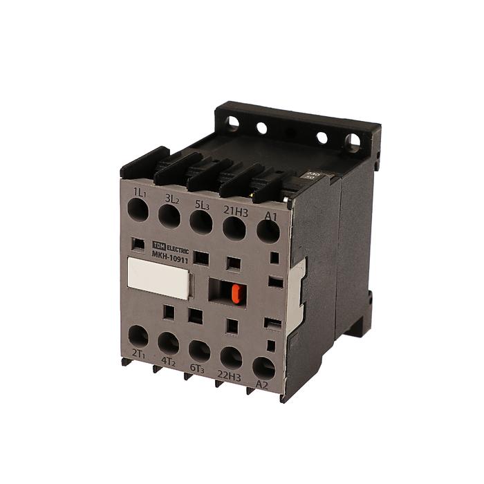 Миниконтактор TDM МКН-10911, 9 А, 230 В, 1НЗ, SQ0736-0004