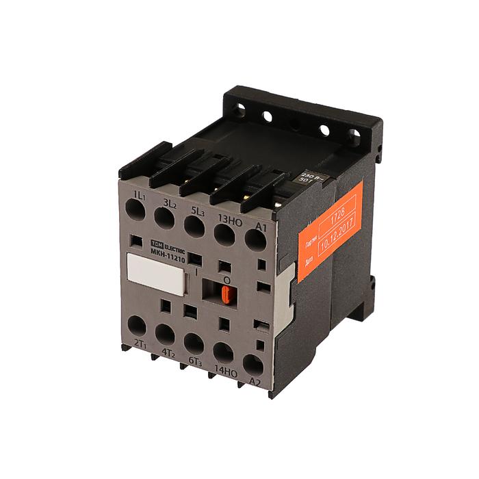 Миниконтактор TDM МКН-11210, 12 А, 230 В, 1НО, SQ0736-0005