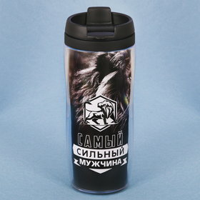 """The vacuum Cup """"The strong man"""", 350 ml"""