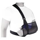 Бандаж на плечевой сустав (косынка) SB-03, Синий, размер S