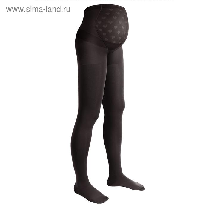 Колготки компрессионные Luomma Idealista для беременных, 1 класс, Long, цвет чёрный, размер S