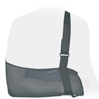 Бандаж на плечевой сустав (косынка) SB-02, Серый, размер L