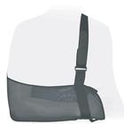 Бандаж на плечевой сустав (косынка) SB-02, Серый, размер XS