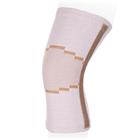 Бандаж на коленный сустав эластичный KS-E02, Бежевый, размер S