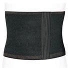 Бандаж противорадикулитный ПРР-02 Экотен «Согревающий», собачья шерсть, цвет чёрный, размер XL