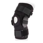 Бандаж на коленный сустав разъемный с регулятором угла сгибания KS-RPA, Черный, размер S