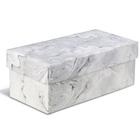 Складная коробка «Мраморная», 26 х 14 х 10 см