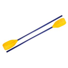 Весла пластиковые 124 см