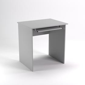 Стол компьютерный СК8.6, 800х600х750 мм, серый
